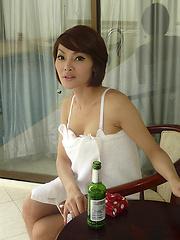 Candid mixed photos of hot Ladyboy girlfriends 8