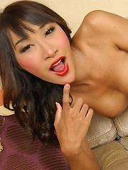 Hot Thai Ladyboy Nicole